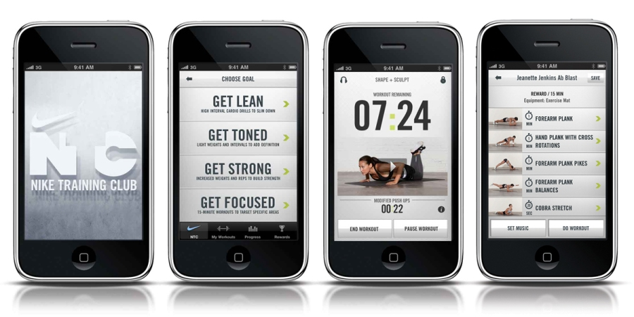 nike-training-club-app